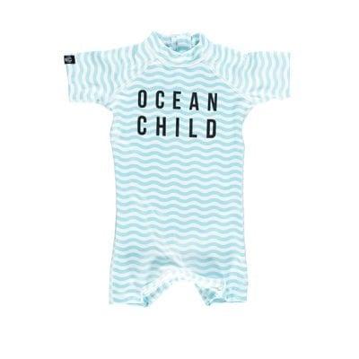 אוברול בגד ים לתינוקות