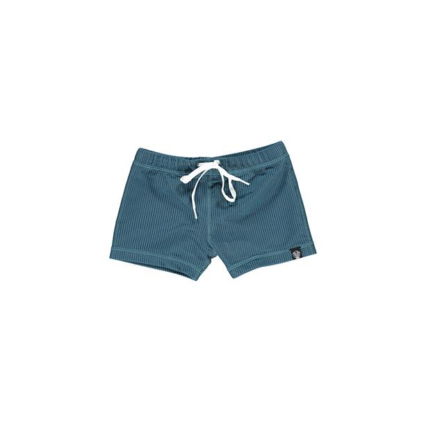 מכנס בגד ים לילדים כחול אוקיינוס