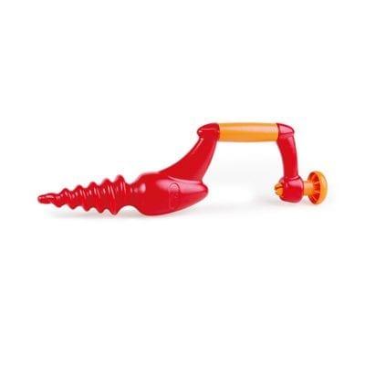 מקדח אדום למשחק בחול