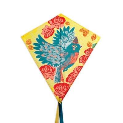 עפיפון - ציפור ג׳קו