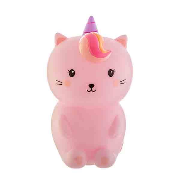 מנורת לילה לילדים בצורת חתול