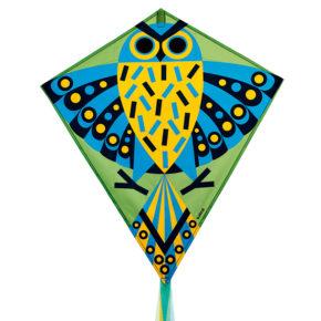 עפיפון בדמות ינשוף של ג׳קו