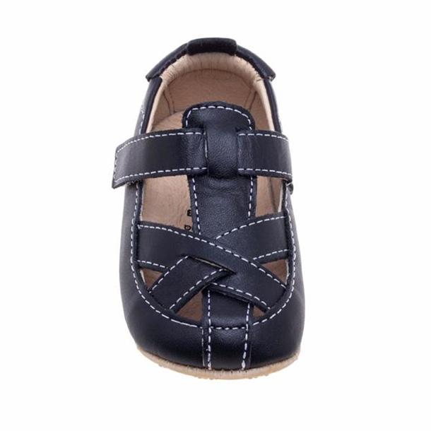 נעלי צעד ראשון לקטנטנים בצבע שחור