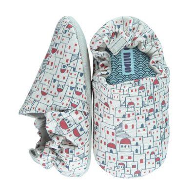 נעלי טרום הליכה לבנות