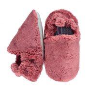 נעלי טרום הליכה לבית לתינוק בצבע אדום