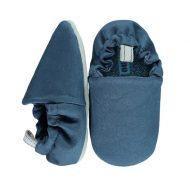 נעלי טרום הליכה קלאסיות בצבע כחול כהה
