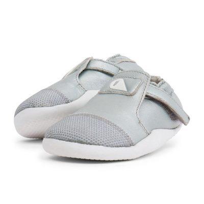 נעלי טרום הליכה בצבע כסף