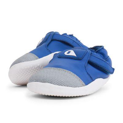 נעלי טרום הליכה כחולות בובוקס