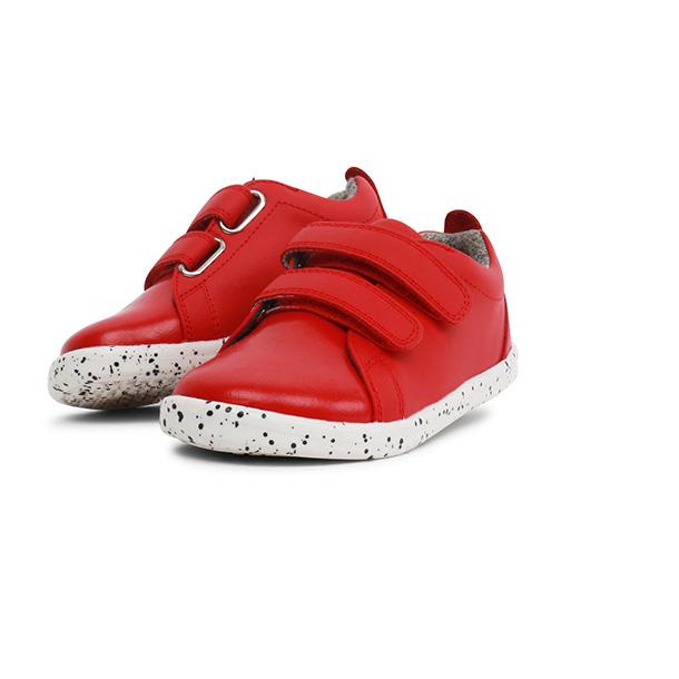 נעל אדומה לחורף לילדים