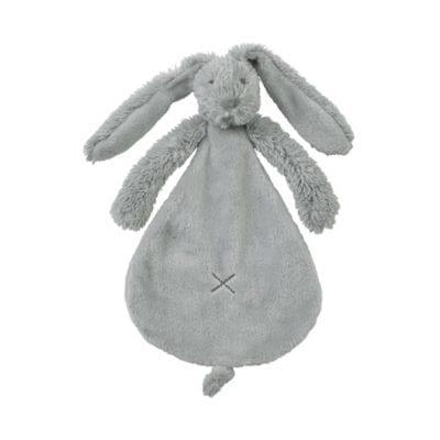 בובת חיבוק ארנב אפור