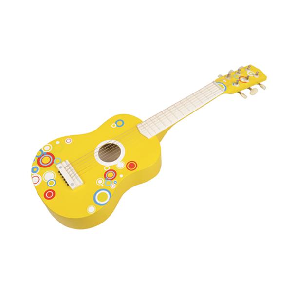 גיטרה צבעונית לילדים