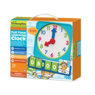 לימוד קריאת שעון לילדים